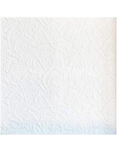 Pannello in polistirolo per pareti e soffitti 50x50 paris (10mq)