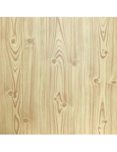 Pannello in polistirolo finto legno per pareti e soffitti 50x50 athen pino (10mq)
