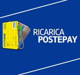 RICARICA UNA NOSTRA CARTA POSTE-PAY