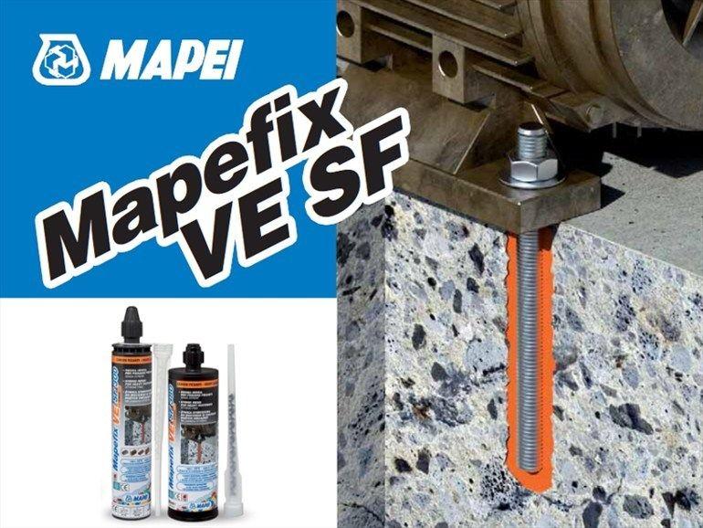 Acquista i più venduti qualità incredibile come trovare Mapefix ve sf 300 mapei: ancorante chimico per carichi ...