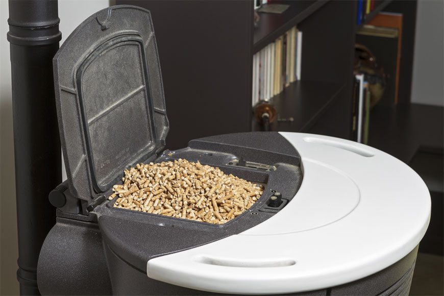 come scegliere una stufa a pellet